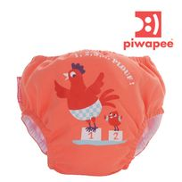 PIWAPEE - Maillot de bain couche cocotte 4-8 kg