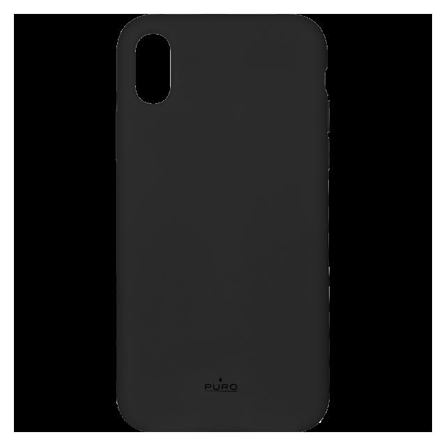 coque iphone xs max microfibre