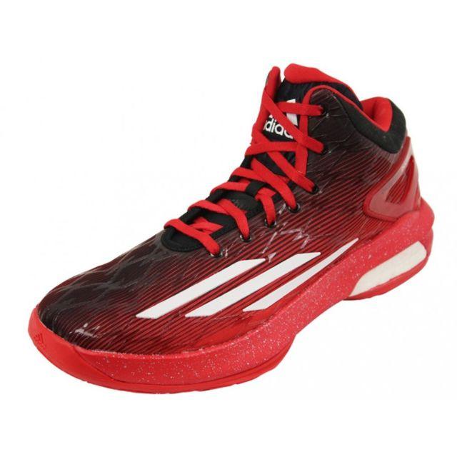 vente chaude en ligne e9195 75916 CRAZYLIGHT BOOST ROU - Chaussures Basketball Homme Multicouleur 42