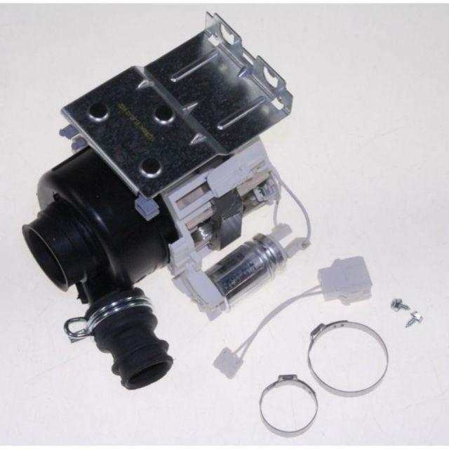 Whirlpool Moteur smart alt.220-230+adapter pour lave vaisselle Pièce d'origine constructeur