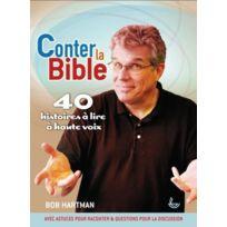 Ligue Lecture Bible - conter la Bible ; 40 histoires à lire à haute voix