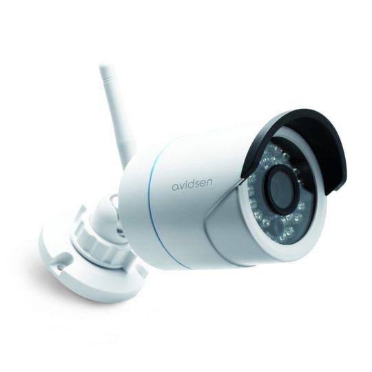 Caméra IP WiFi 720p - Extérieur - 123281