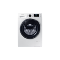 Samsung - Lave-linge hublot connecté AddWash WW90K6414QW