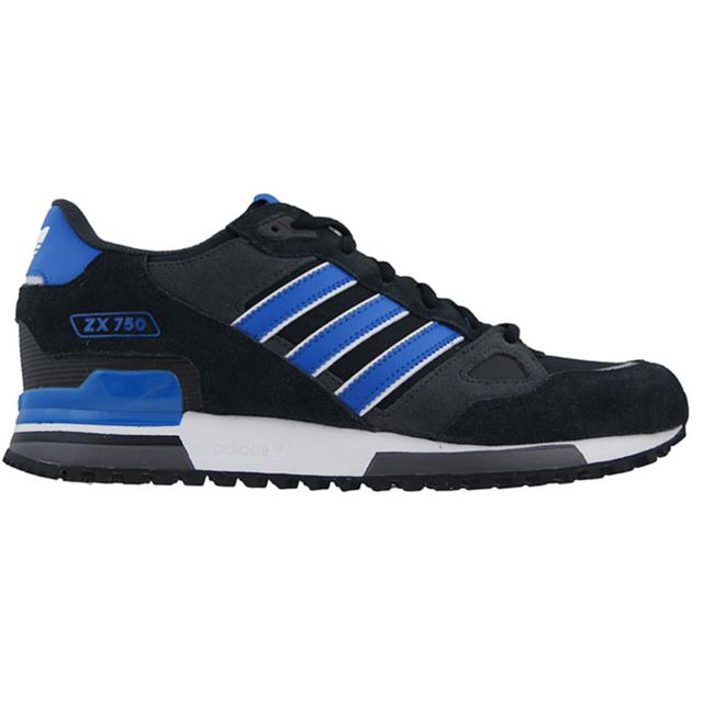 005f792510d9 Adidas - Zx 750 - pas cher Achat / Vente Baskets homme - RueDuCommerce;