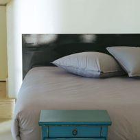 Alinéa - Lofter Tête de lit en métal vieilli pour lit L140cm