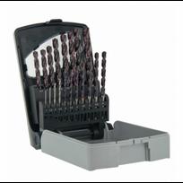 Tivoly - Coffrets de 19 forets queue cylindrique Tzx