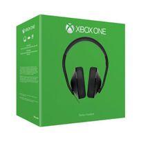 Microsoft - Micro-casque stereo pour Xbox One