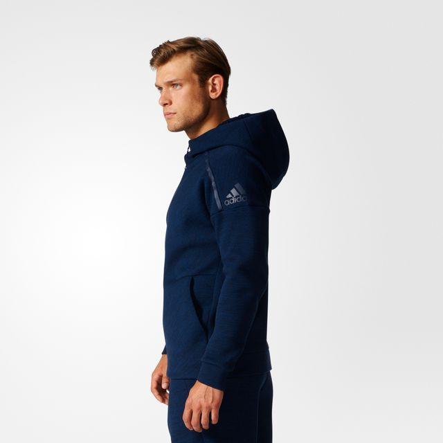 Adidas Veste à capuche Travel Z.N.E pas cher Achat