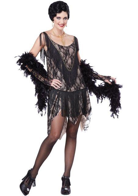 California Costume Déguisement Gastby - Femme S - 36/38
