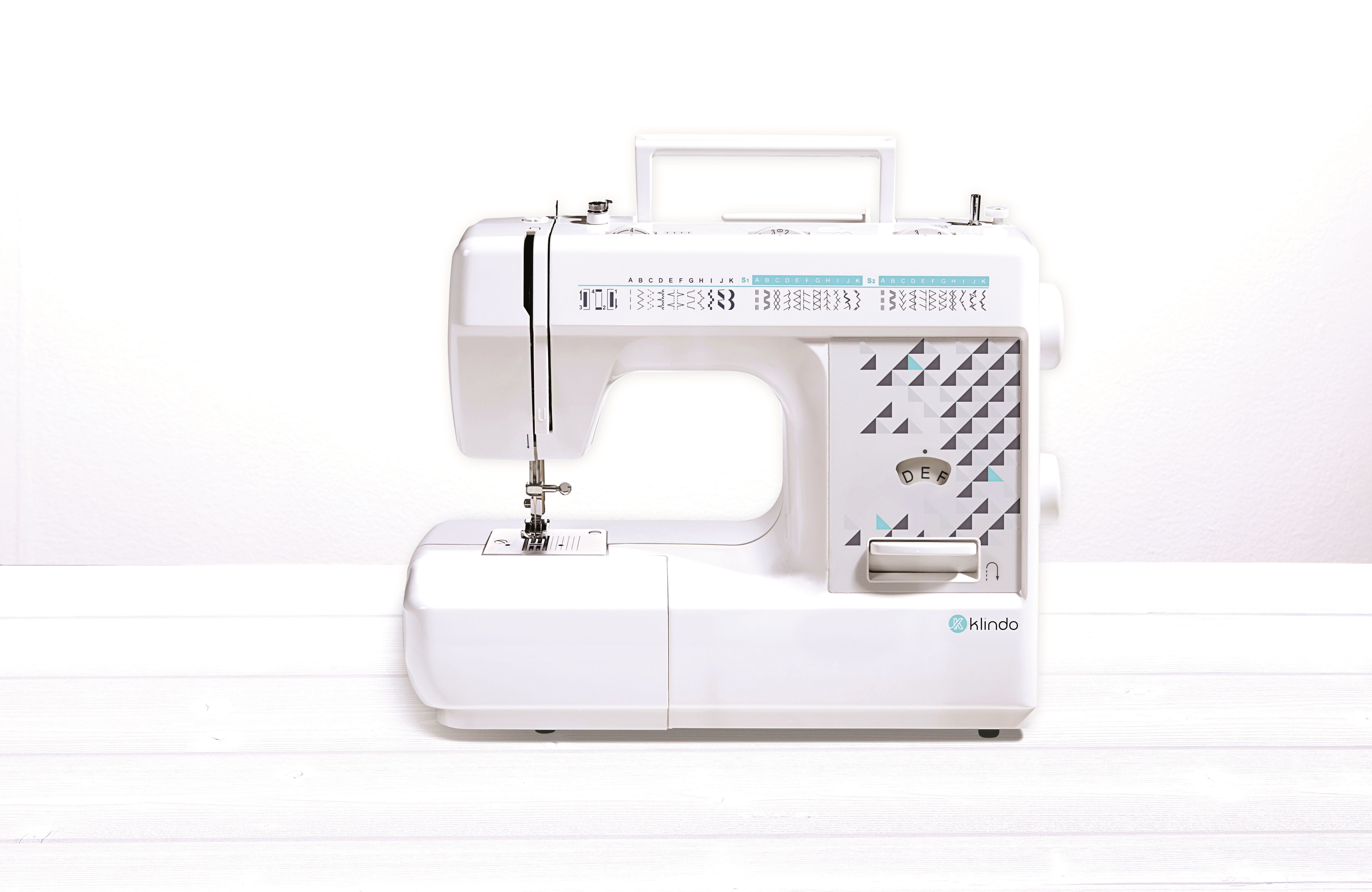 Klindo machine coudre ksew8660 16 pas cher achat for Machine a coudre 93