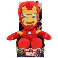 MARVEL - Peluche 30 cm Iron-Man