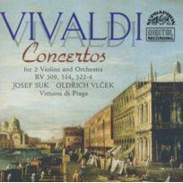Supraphon - Concertos pour deux violons