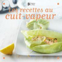 EDITIONS SAEP - editions saep - livre de recettes - les recettes au cuit vapeur