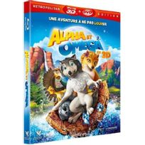 Metropolitan - Alpha Et Omega 3D/BLU-RAY+DVD