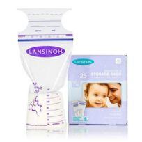 Lansinoh - Sachets de conservation du lait maternel x25