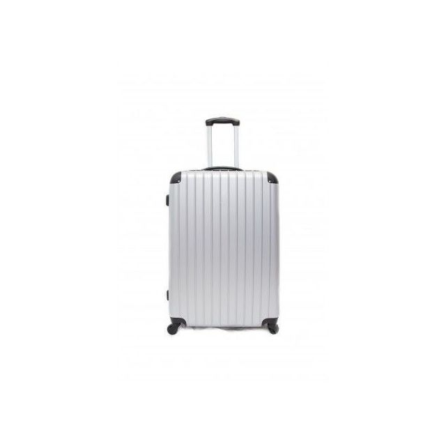 Adc - Valise Trolley Grande 4 roues 75cm Abs