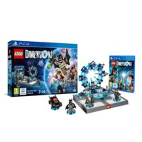 WARNER - LEGO DIM. START PACK ps4