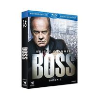 Seven 7 - Boss - Saison 1 Blu-ray