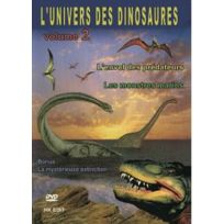 Isis - L'Univers des dinosaures volume 2 : L'envol des prédateurs + Les monstres marins