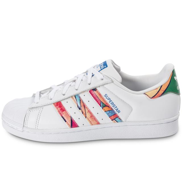 basket adidas tropical