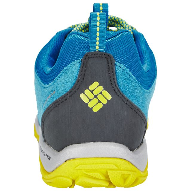Columbia Fire Venture Chaussures Femme Wp turquoise