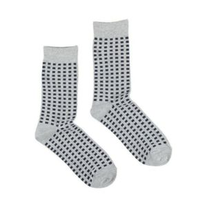 Solid - Chaussettes Gillert 8236 Gris - 41/44