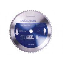Evolution - 66T Lame Tct Raptor de scie circulaire pour acier 355mm