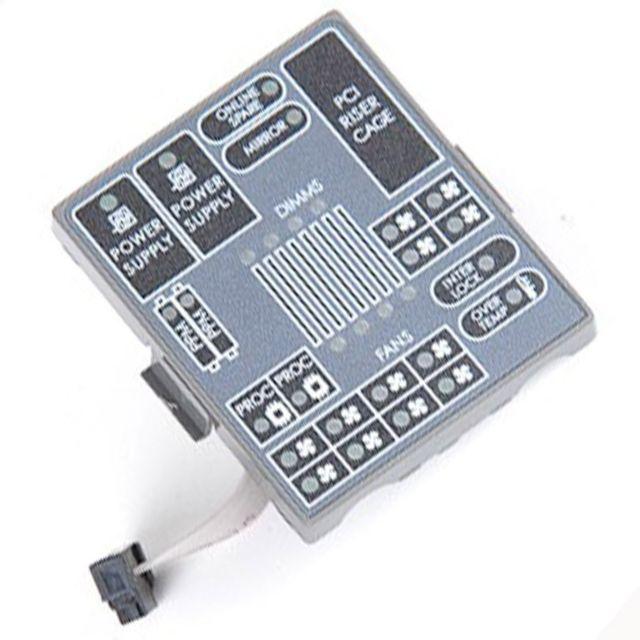 407750-001 HP DL380 G5 DL385 G2 DC Converter Power Supply Backplane 389378-001
