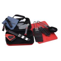 Msr - Alpine Deluxe - Vaisselle - rouge/noir