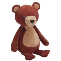 Manhattan Toy - 146430 - Peluche - Folksy Foresters - Ours