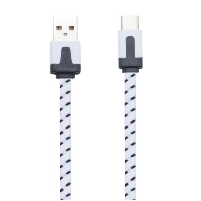 Cable Noodle Type C Pour Huawei P10 Plus Chargeur Android