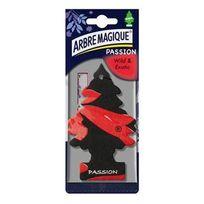 Topcar - Désodorisant voiture Arbre magique Passion Arbre Magique 509124