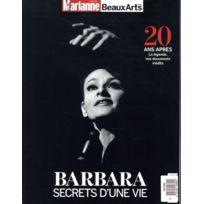 Beaux Arts Editions - Beaux Arts Magazine ; Barbara, secrets d'une vie