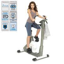Finnlo-fitness - Vélo d Appartement Ergomètre Finnlo Varon Stressless 3190
