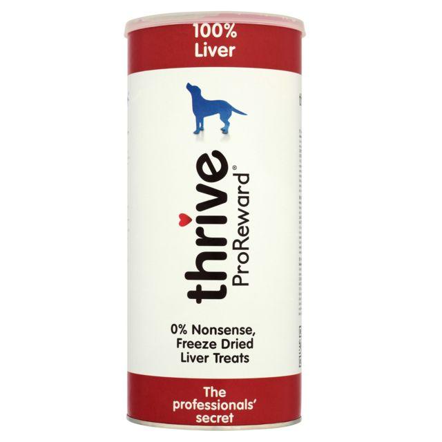 Generic Petproject - Friandises pour chiens Thrive Proreward 500g, 500g, Foie Utvp4751