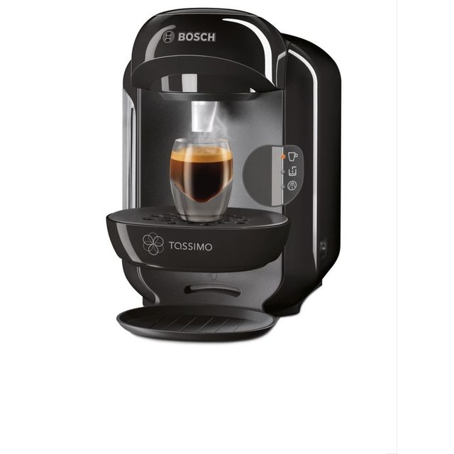Bosch - Machine à café VIVY - TAS12A2 - Noir