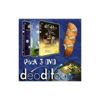 Deoditoo - La Collection des 3 Dvd Ludo-Ed