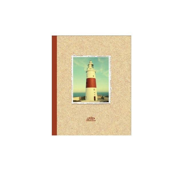 Brepols Publishers - Album photo Brepols Couleur Locale marron 100 pages, à coller 0cm x 0cm