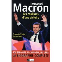 Archipel - Emmanuel Macron ; les coulisses d'une victoire