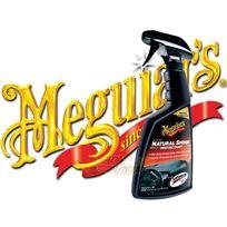 Meguiars - Natural Shine Protection vinyles et Caoutchoucs - 375ml