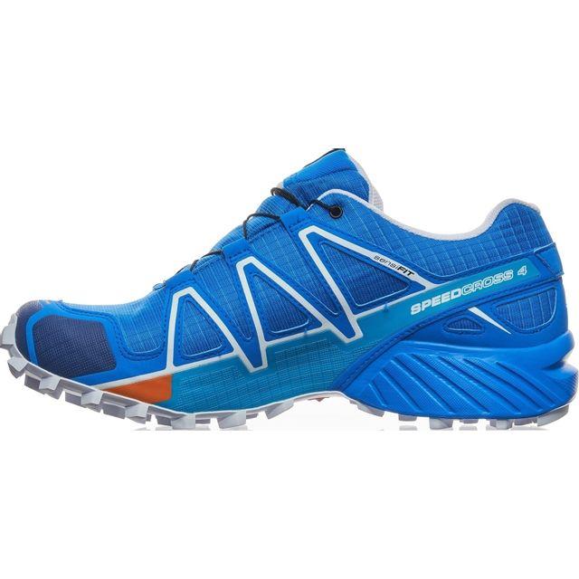 Salomon Speedcross 4 Homme étanche Trail Chaussures azur