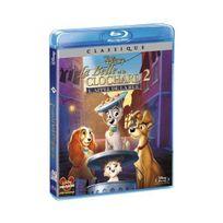 Disney - La Belle et le Clochard 2 - L'appel de la rue Blu-ray