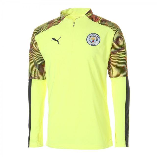Puma - Sweat de football Manchester City