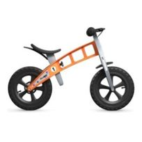 FirstBIKE - Vélo enfant Cross orange avec freins