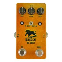 Blackcat - Black Cat overdrive - Od-boost guitare