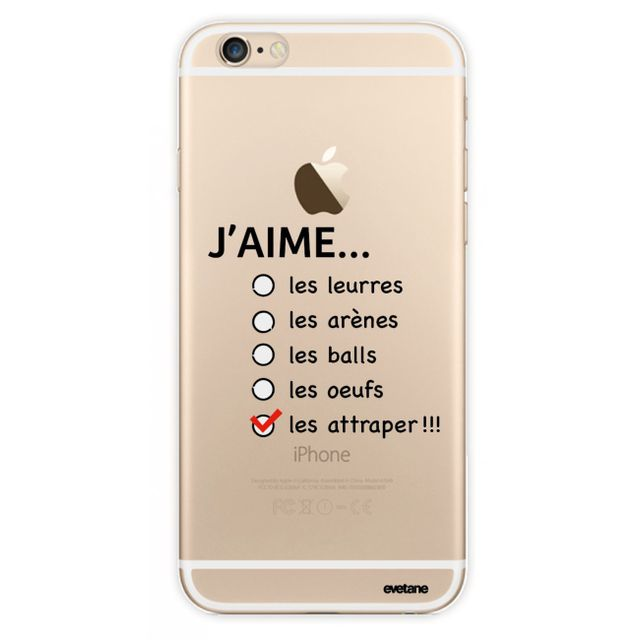 coque iphone 6 s