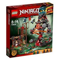 Lego - 70626-L'attaque de la prison Vermillion