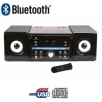Continental Edison - Ch10CD Chaîne HiFi Bluetooth Us