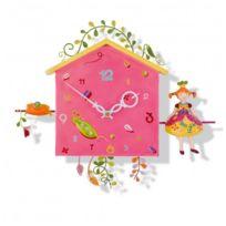 L'OISEAU Bateau - Horloge - Alabonneheure : La princesse aux petits pois