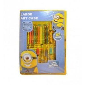 disney malette de coloriage les minions pas cher achat vente pour enfants rueducommerce. Black Bedroom Furniture Sets. Home Design Ideas